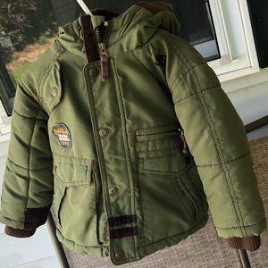 Boys 3T Winter Coat